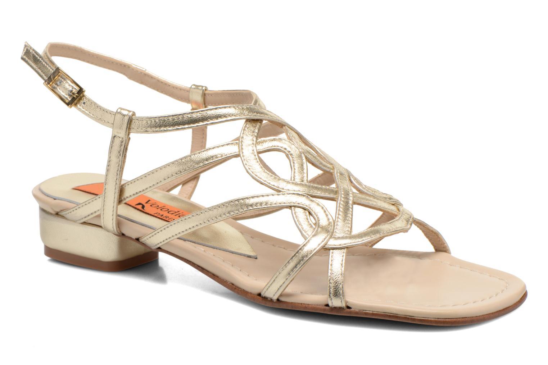 Aplat - Sandales Pour Les Femmes / Or Et Anna Bronze Volodia r3gSQ