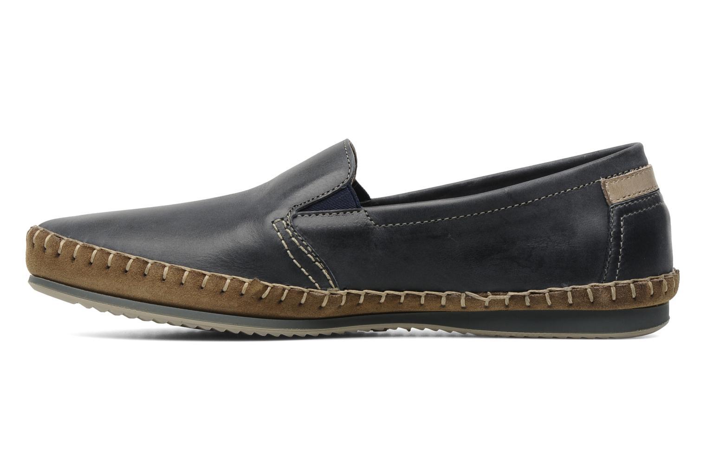 Loafers Fluchos Bahamas 8674 Blå bild från framsidan