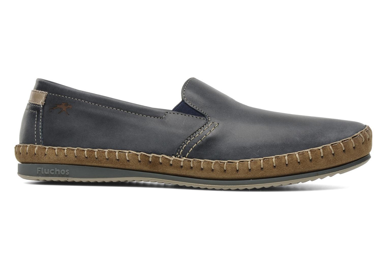 Loafers Fluchos Bahamas 8674 Blå bild från baksidan