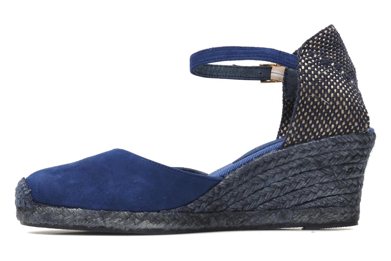 Sandalen Elizabeth Stuart Volga 630 blau ansicht von vorne