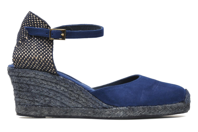 Sandalen Elizabeth Stuart Volga 630 blau ansicht von hinten