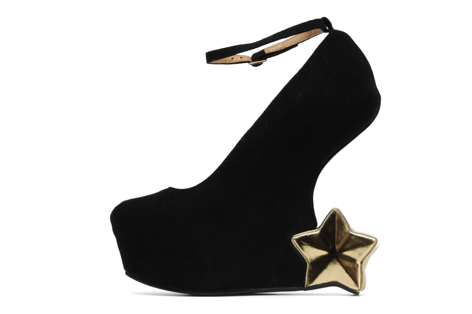 Starynite Black Gold Star