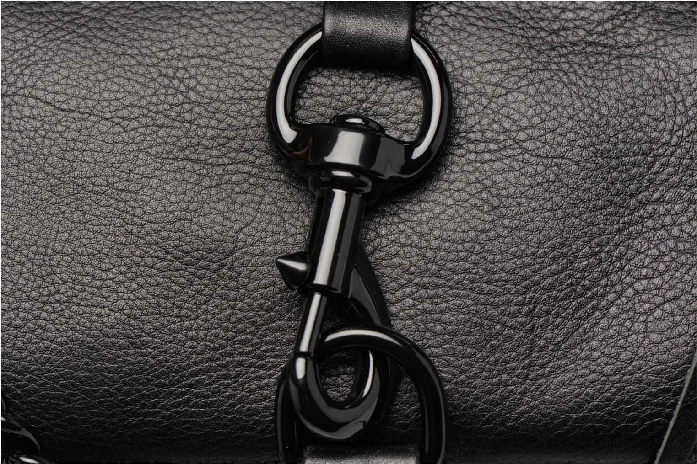 Borse Rebecca Minkoff Mini MAC Nero immagine posteriore