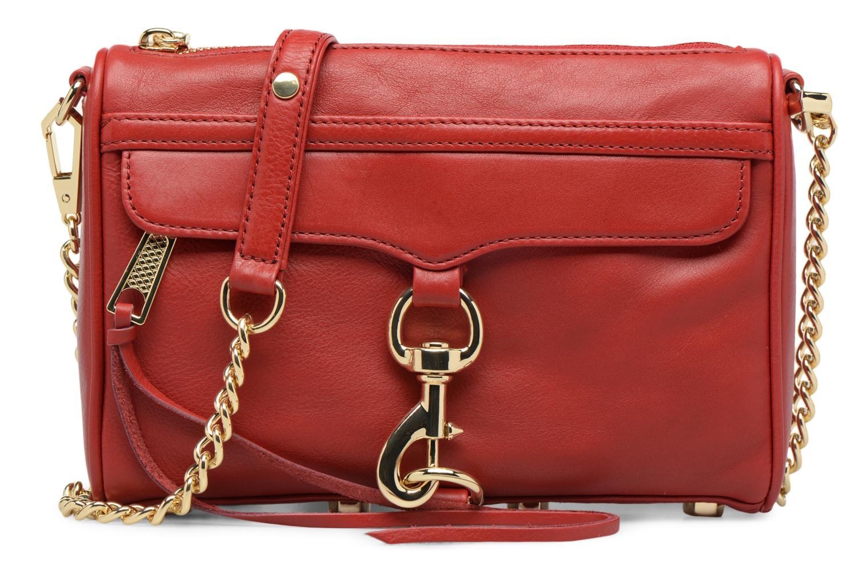 Handtaschen Rebecca Minkoff Mini MAC rot detaillierte ansicht/modell