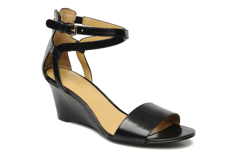 Sandales et nu-pieds Nine West NWREELYMIND Noir vue détail/paire