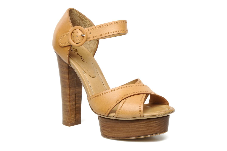 Grandes descuentos últimos zapatos Eva Turner WOOVIE (Marrón) - Sandalias Descuento