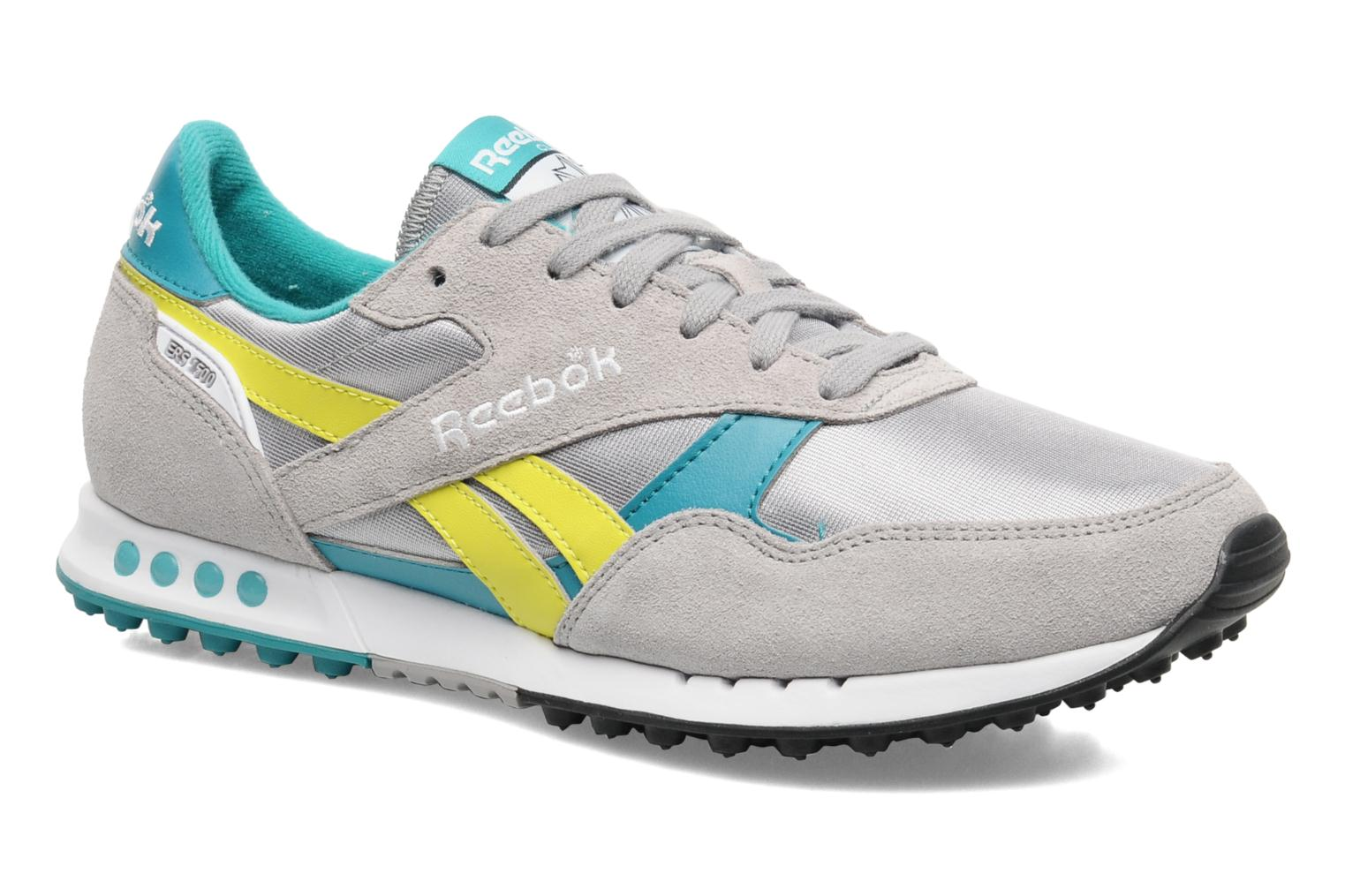 Ers 1500 Tin Grey-Teal Gem-Solar Yellow