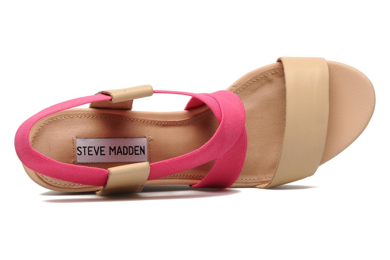 Sandalen Steve Madden Terror rosa ansicht von links
