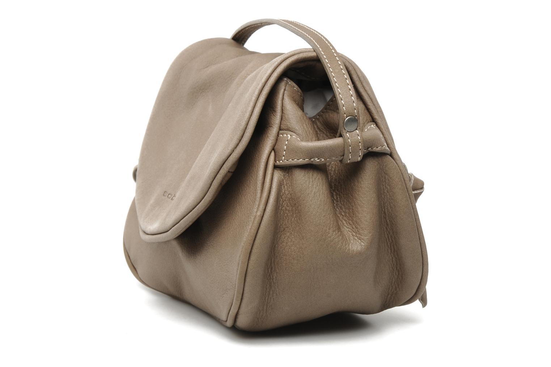 Handtaschen Sabrina Alice beige schuhe getragen