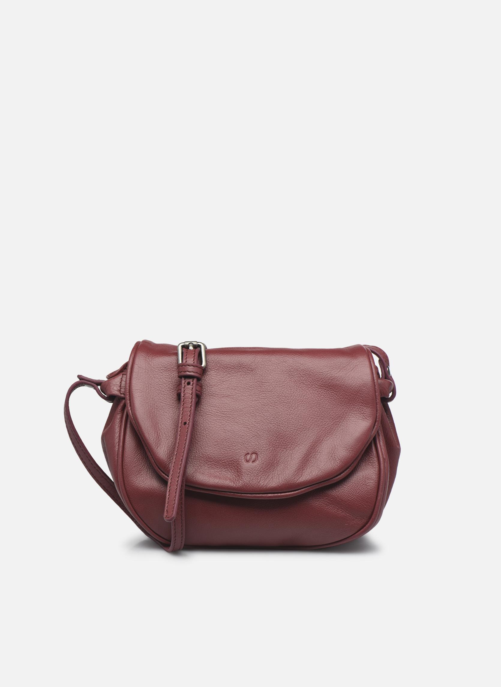 Handtaschen Sabrina Alice weinrot detaillierte ansicht/modell