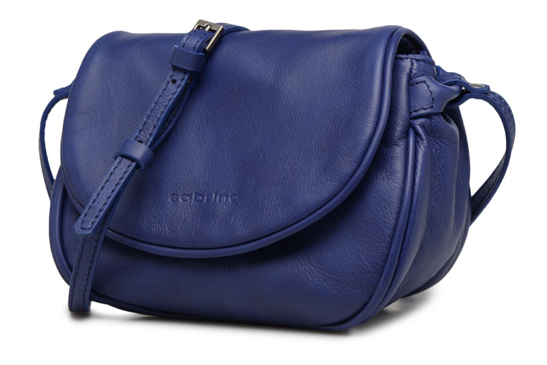 Bolsos de mano Sabrina Alice Azul vista del modelo