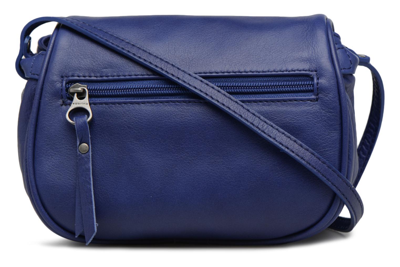 Handtaschen Sabrina Alice blau ansicht von vorne