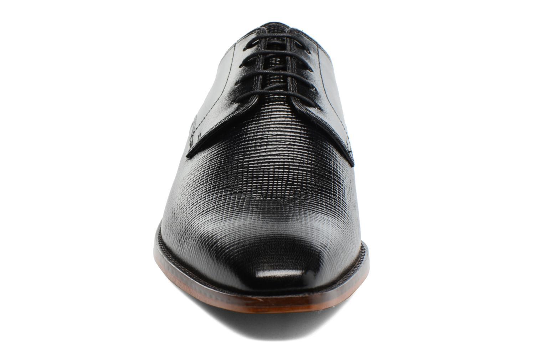 Snøresko Melvin & Hamilton Alex 1 Sort se skoene på