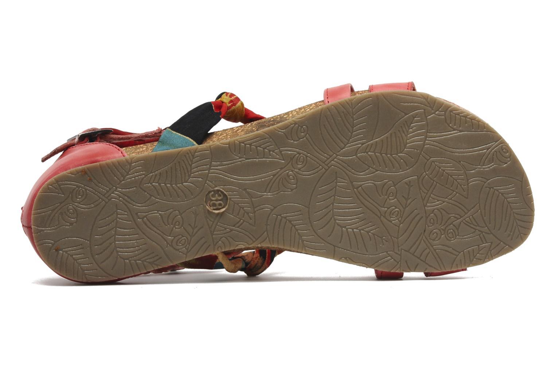Sandalen SPM PANEMA Rood boven