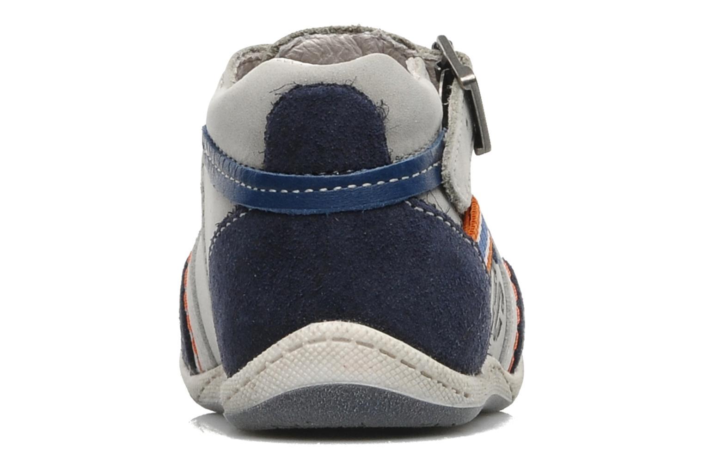 Bottines et boots Babybotte Pierik Gris vue droite