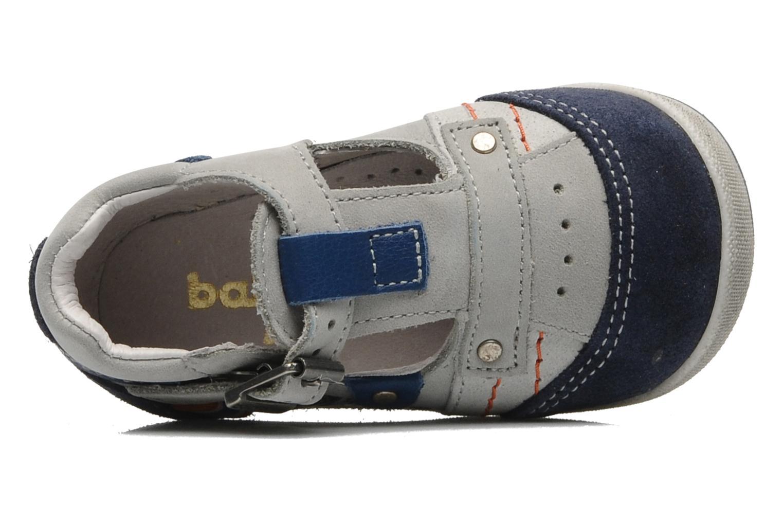 Bottines et boots Babybotte Pierik Gris vue gauche