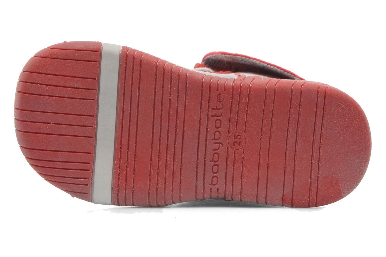 Stiefeletten & Boots Babybotte Artiste mehrfarbig ansicht von oben