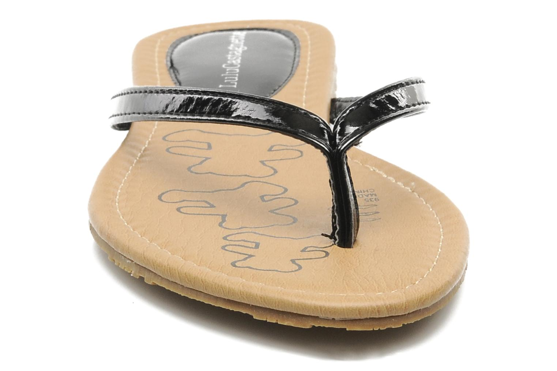 Slippers Lulu Castagnette Lc Zephir Zwart model