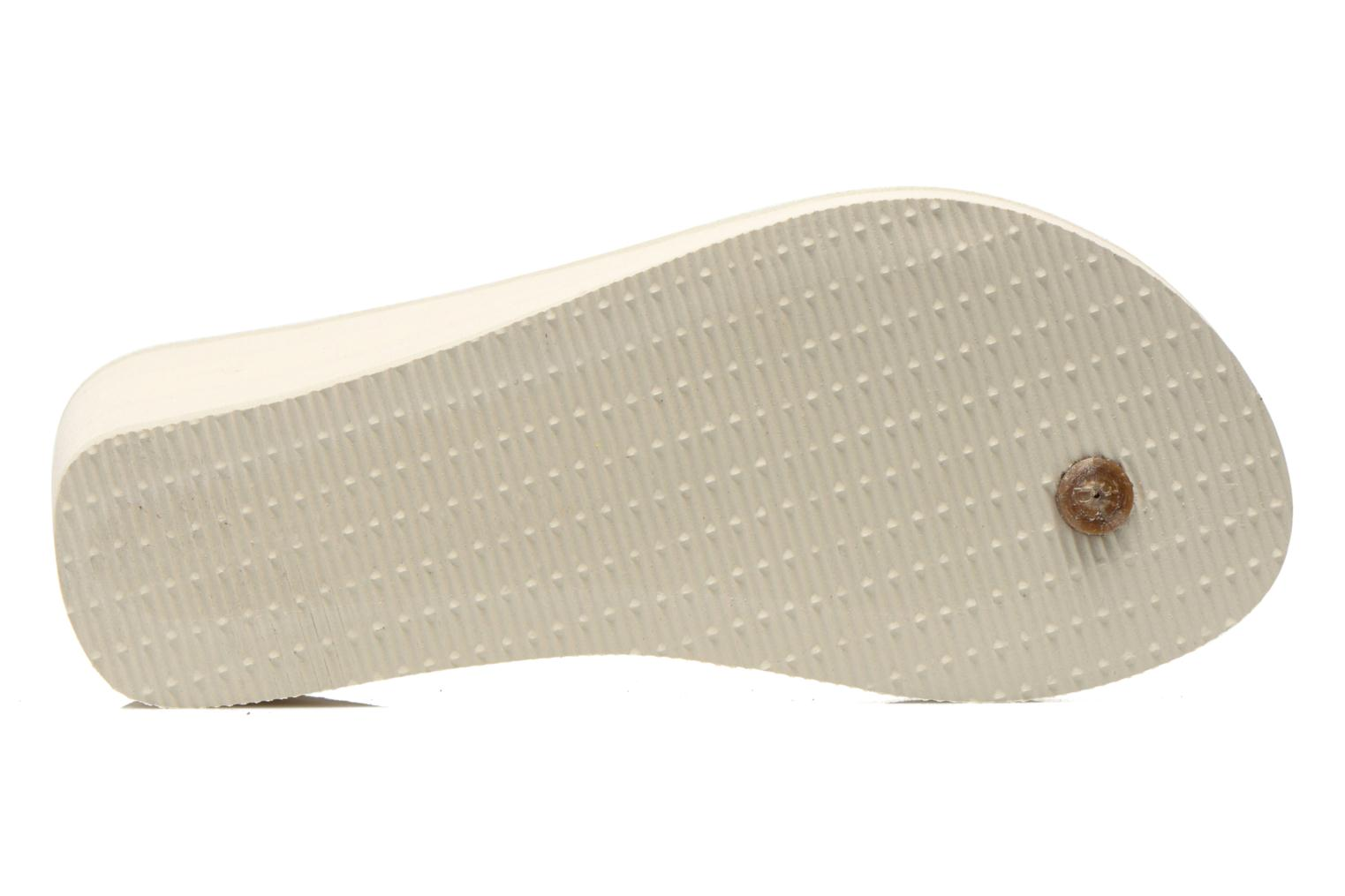 Slippers Havaianas High Fashion Goud en brons boven