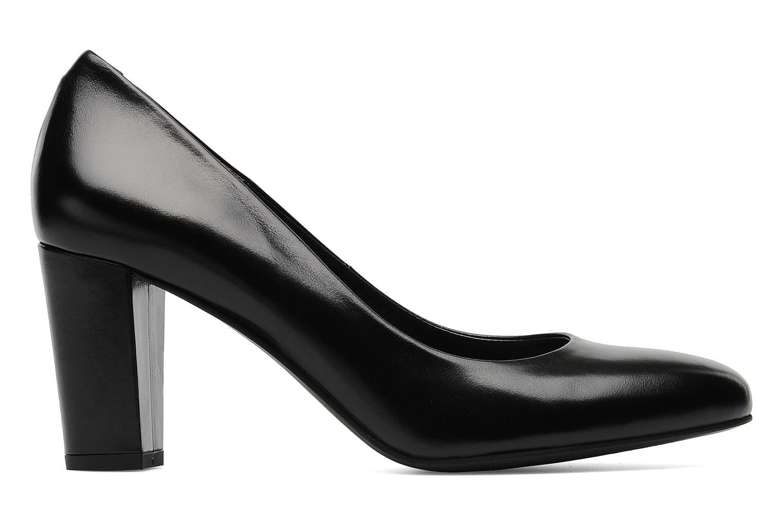 High heels Perlato Paty Black back view