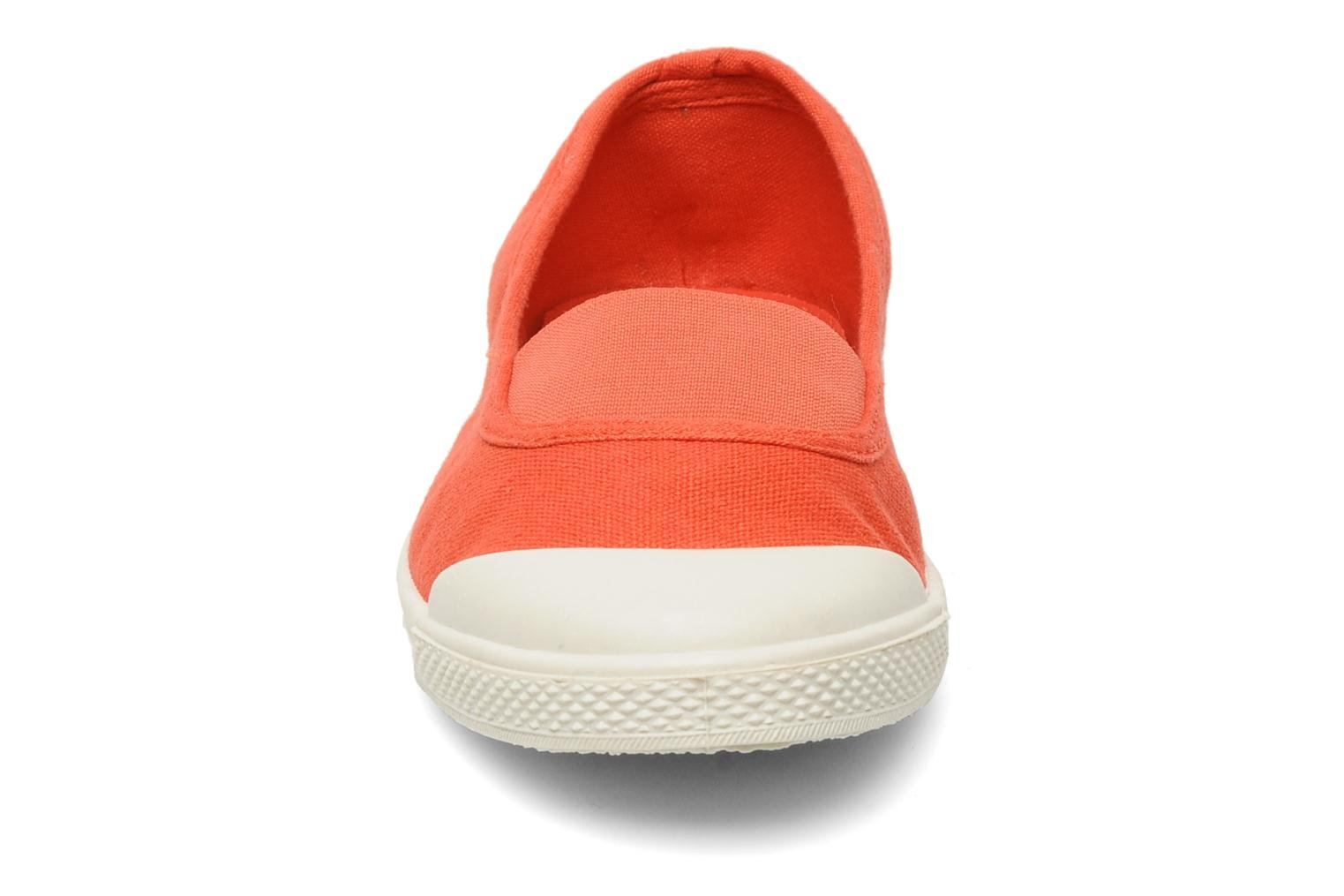 Baskets Buggy Gypsee Orange vue portées chaussures