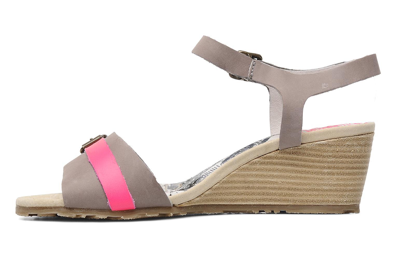 Sandalen Buggy Polete grau ansicht von vorne