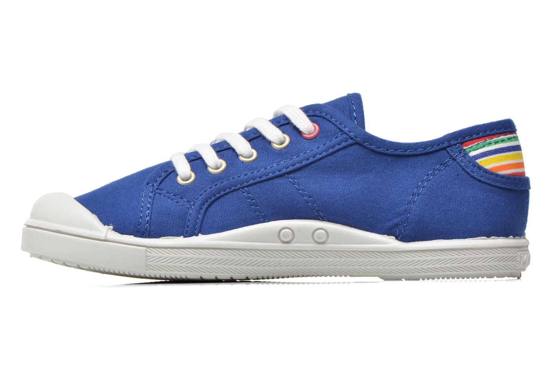Sneaker Little Marcel Benilace Uni J blau ansicht von vorne