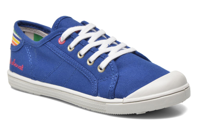 Sneaker Little Marcel Benilace Uni J blau detaillierte ansicht/modell