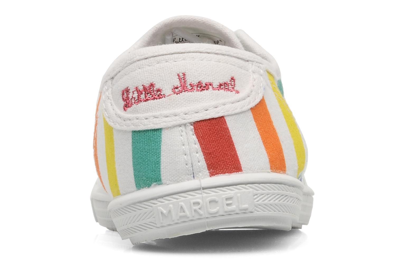 Sneaker Little Marcel Benilace Multi J mehrfarbig ansicht von rechts