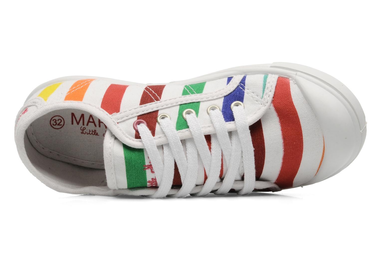 Sneaker Little Marcel Benilace Multi J mehrfarbig ansicht von links