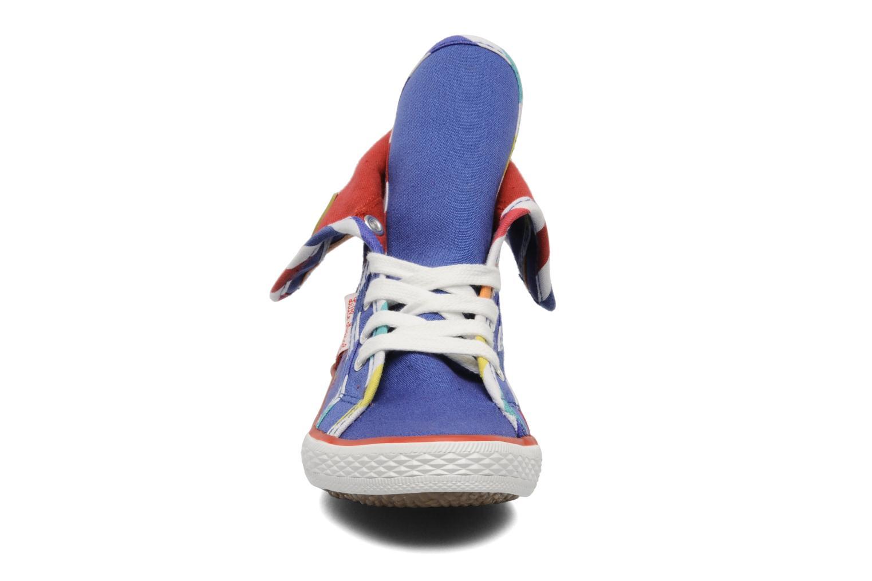 Sneaker Little Marcel Crac J blau schuhe getragen