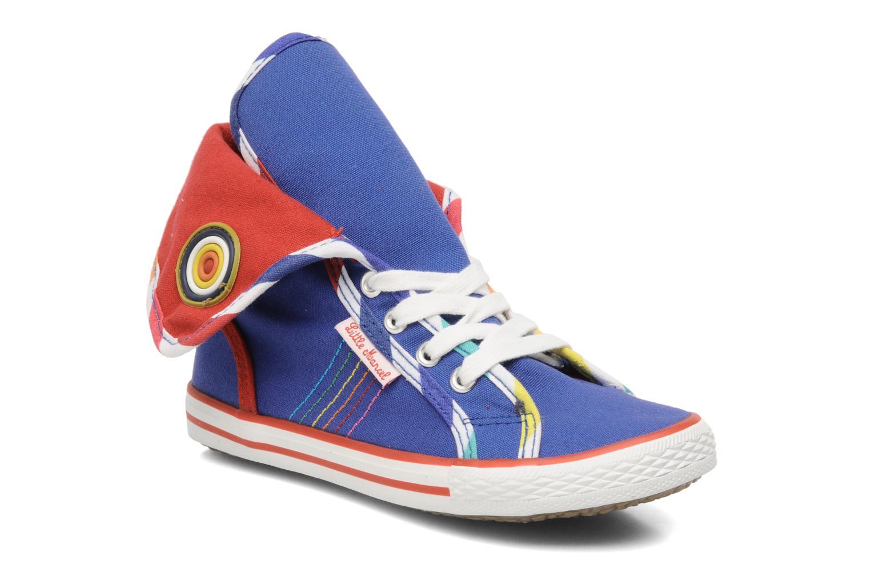 Sneaker Little Marcel Crac J blau detaillierte ansicht/modell