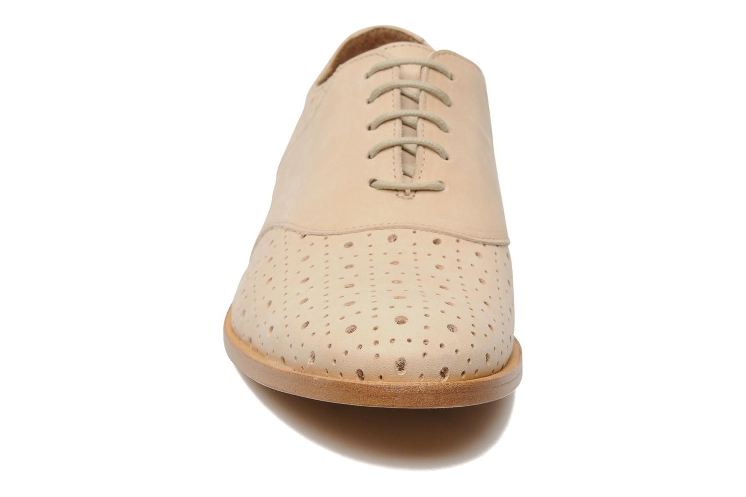 Lace-up shoes Opening Ceremony M2 Jim Beige model view