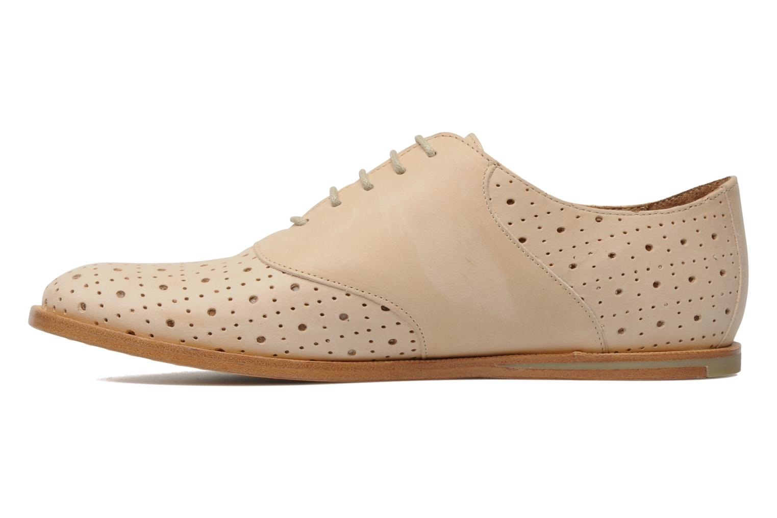 Lace-up shoes Opening Ceremony M2 Jim Beige front view