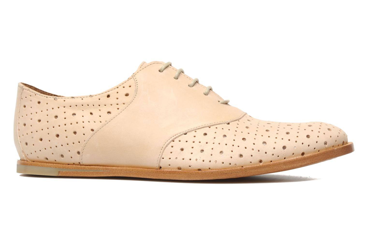 Lace-up shoes Opening Ceremony M2 Jim Beige back view