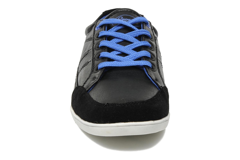 Baskets I Love Shoes Jicolas Noir vue portées chaussures
