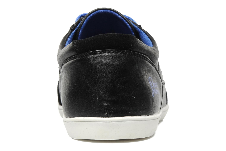 Sneaker I Love Shoes Jicolas schwarz ansicht von rechts