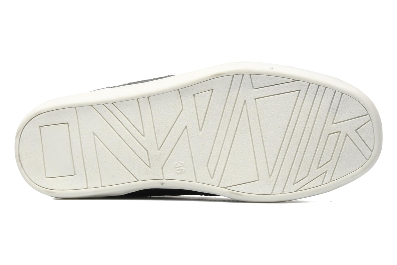 Sneaker I Love Shoes Jicolas schwarz ansicht von oben
