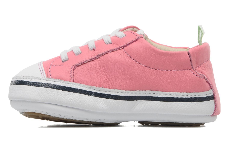 Sneaker Tip Toey Joey Funky rosa ansicht von vorne