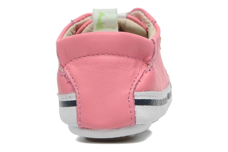Sneakers Tip Toey Joey Funky Roze rechts