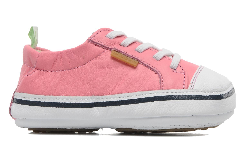 Sneaker Tip Toey Joey Funky rosa ansicht von hinten