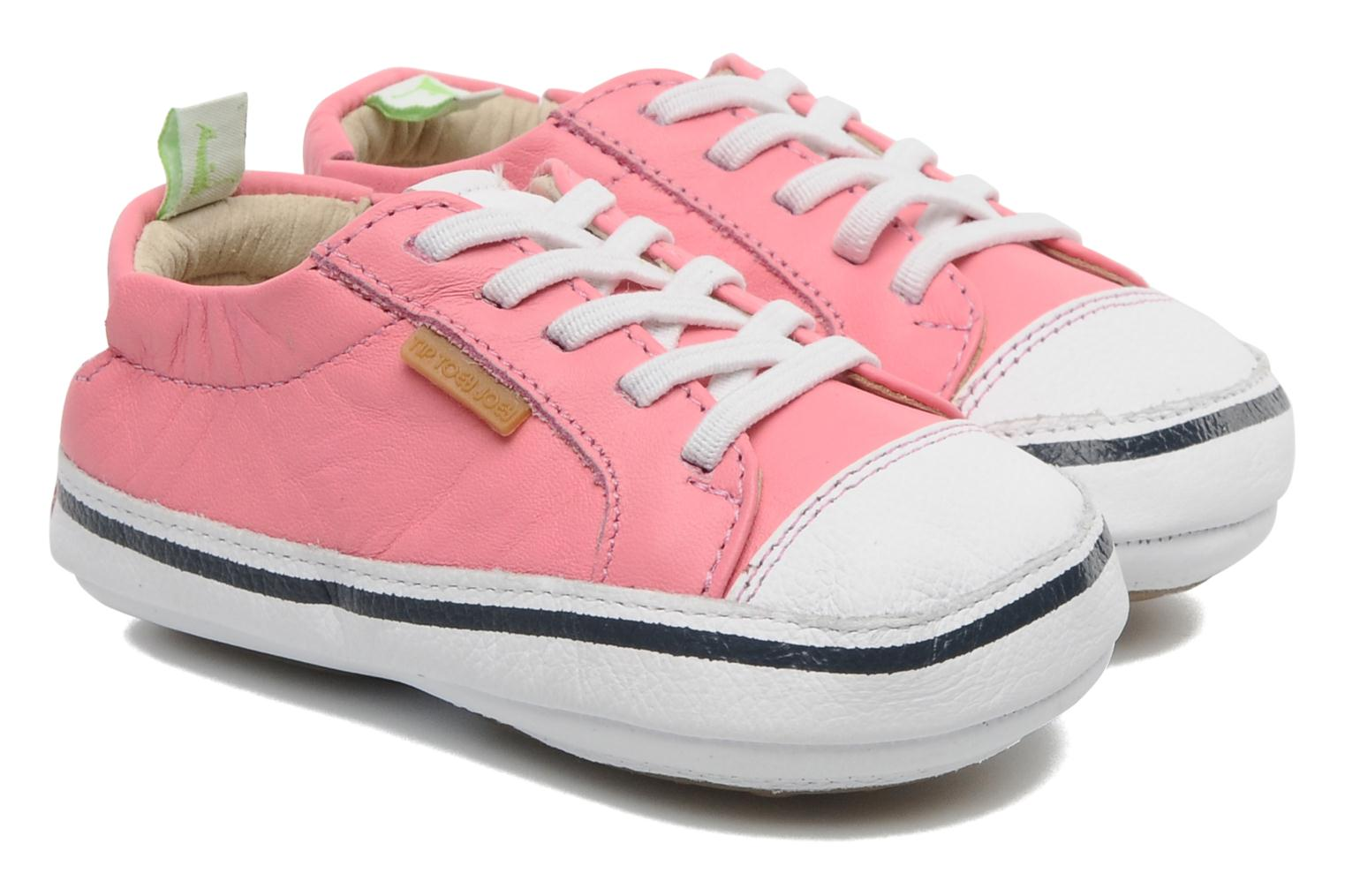 Baskets Tip Toey Joey Funky Rose vue détail/paire