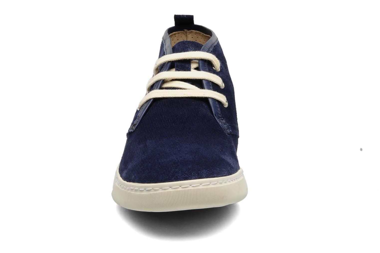 Veterschoenen Marvin&Co Parkside Blauw model