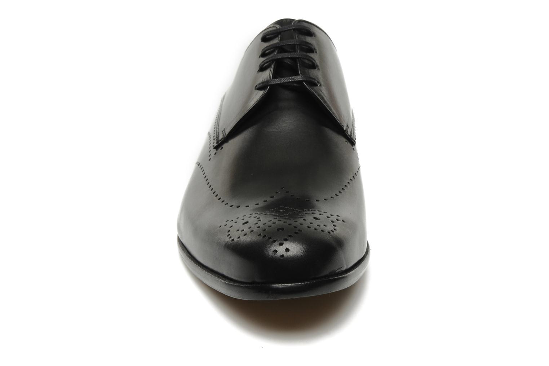 Veterschoenen Marvin&Co Parlington Zwart model