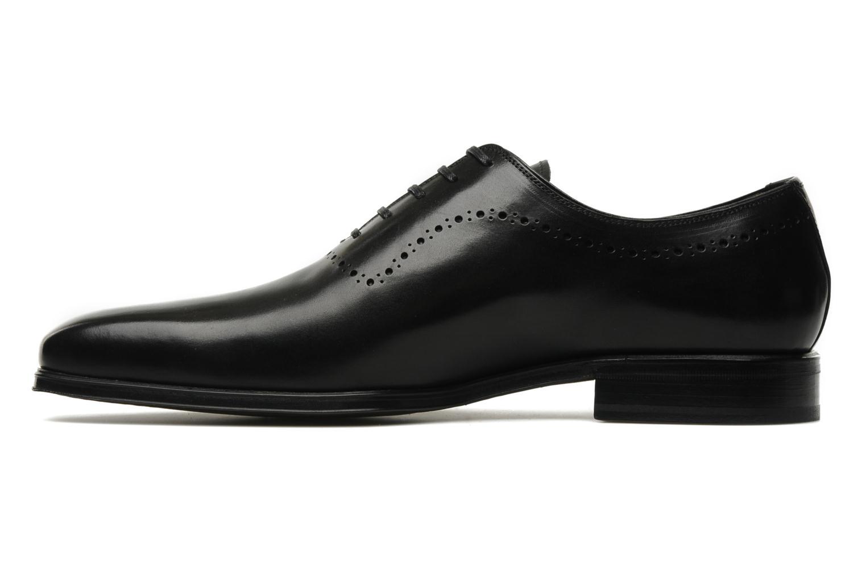 Chaussures à lacets Marvin&Co Partridge Noir vue face
