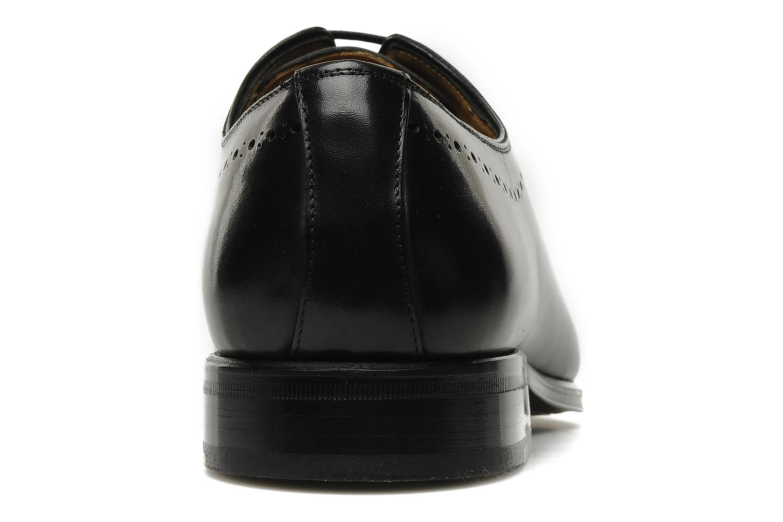Chaussures à lacets Marvin&Co Partridge Noir vue droite