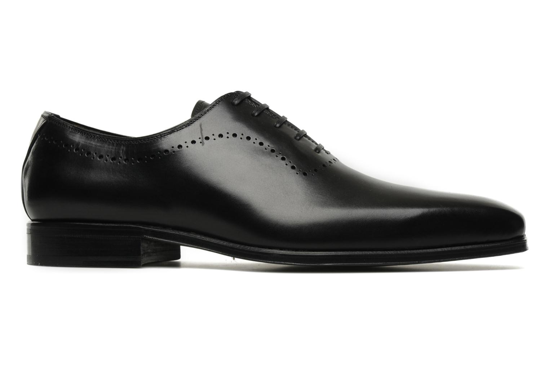 Chaussures à lacets Marvin&Co Partridge Noir vue derrière