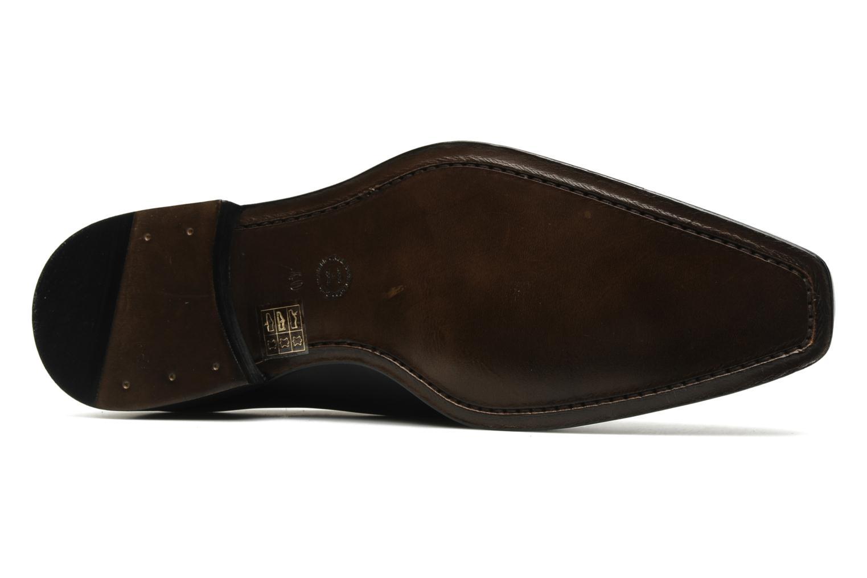 Chaussures à lacets Marvin&Co Partridge Noir vue haut