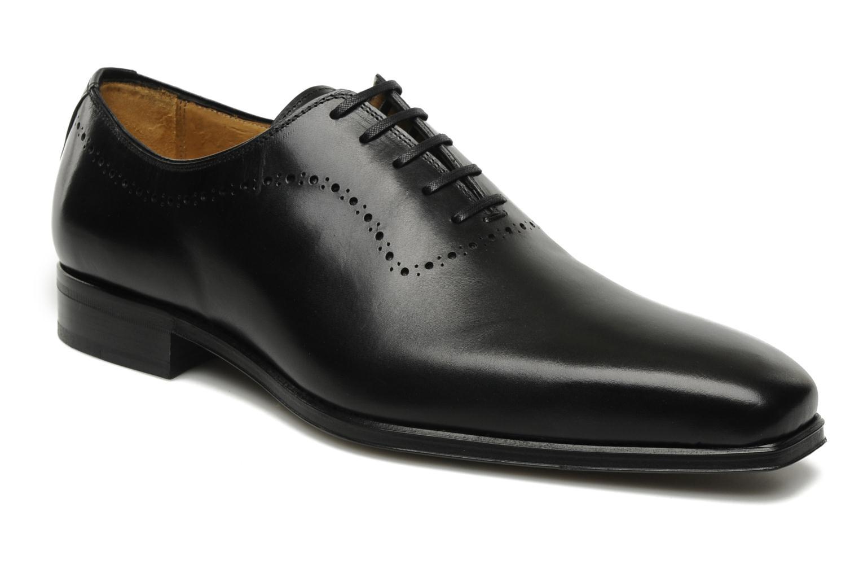 Chaussures à lacets Marvin&Co Partridge Noir vue détail/paire