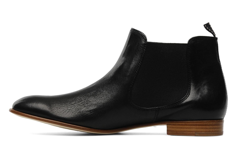 Bottines et boots Georgia Rose Parva Noir vue face